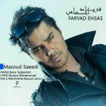 کاور آهنگ Masoud Saeedi - Faryade Ehsas