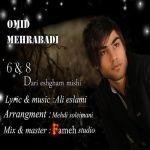 کاور آهنگ Omid Mehrabadi - Dari Eshgham Mishi