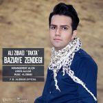 کاور آهنگ Ali Zibaei – Takta - Baziaye Zendegi
