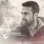 کاور آهنگ Amir Khalvat - Ahle Del