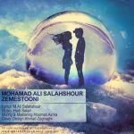 کاور آهنگ Mohamad Ali Salahshour - Zemestooni