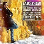 کاور آهنگ Arash Khaan - Shaba Vaghti