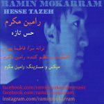 کاور آهنگ Ramin Mokarram - Hesse Tazeh
