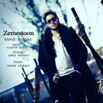 کاور آهنگ Mehdi Shabani - Zemestoon