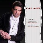 کاور آهنگ Arian Khalaj - Talagh