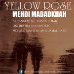 کاور آهنگ Mehdi Madad Khah - Roze Zard