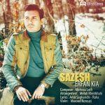 کاور آهنگ Erfan Kia - Sazesh