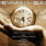 کاور آهنگ Peyman Sani - Zaman