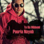 کاور آهنگ Pouria Nayeb - To Ke Midoni