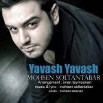 کاور آهنگ Mohsen Soltantabar - Yavash Yavash