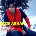 کاور آهنگ Babak babaee - Rouze Akhar