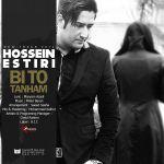 کاور آهنگ Hossein Estiri - Bi To Tanham