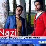 کاور آهنگ Javad Arab - Nazi