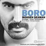 کاور آهنگ Mohsen Seaman - Boro