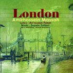 کاور آهنگ Amirhossein Massah - London