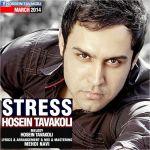 کاور آهنگ Hosein Tavakoli - Stress