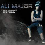 کاور آهنگ Ali Major - Sense