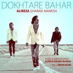 کاور آهنگ Alireza Gharaeimanesh - Dokhtare Bahar