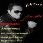 کاور آهنگ Abolfazl Mirzaie - Dooset Daram