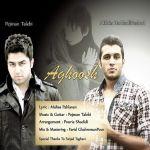 کاور آهنگ Afshin Haddadinezhad & Pejman Talebi - Aghoosh