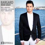 کاور آهنگ Mehdi Saadat - Bargard