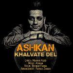 کاور آهنگ Ashkan - Khalvate Del