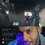کاور آهنگ Hooman Horri - Hamin Hala