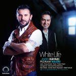 کاور آهنگ Pedram Nasiri - Zendegi Sefid (Ft. Amin Hayaei)