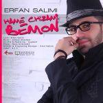 کاور آهنگ Erfan Salimi - Hame Chizami Bemon