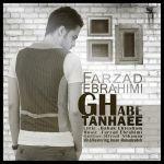 کاور آهنگ Farzad Ebrahimi - Ghabe Tanhaee
