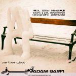 کاور آهنگ Hessam MirMahmoudi - Adam Barfi