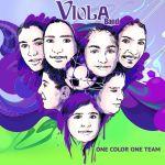 کاور آهنگ Viola Band - One Color One Team