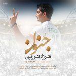 کاور آهنگ Farzad Farzin - Jonoon
