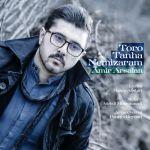 کاور آهنگ Amir Arsalan - Toro Tanha Nemizaram