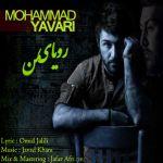 کاور آهنگ Mohammad Yavari - Royaye Man
