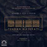 کاور آهنگ ZedBazi - Tehran Maserati