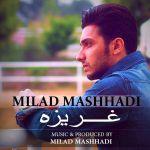 کاور آهنگ Milad Mashhadi - Gharizeh