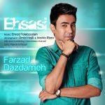 کاور آهنگ Farzad Dazdameh - Ehsasi