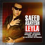 کاور آهنگ Saeed Asayesh - Leyla