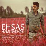 کاور آهنگ Hami Nakhaei - Ehsas
