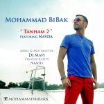 کاور آهنگ Mohammad Bibak - Tanham 2