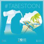 کاور آهنگ Hossein Tohi - Tabestoon
