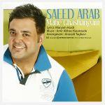 کاور آهنگ Saeed Arab - Mahe Ghashangam