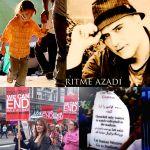 کاور آهنگ Mehrdad Asemani - Ritme Azadi