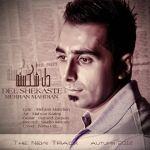کاور آهنگ Mehran Mahdian - DelShekasteh