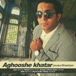 کاور آهنگ Pouriya Bineshiyan - Aghooshe Khater