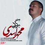 کاور آهنگ Mohammad Asadi - Bargard