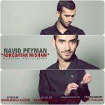 کاور آهنگ Navid Peyman - Asheghtar Misham