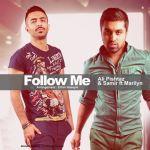 کاور آهنگ Ali Pishtaz - Follow Me (Ft Samir & Marilyn)