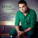 کاور آهنگ Majid Arian - Ehsas